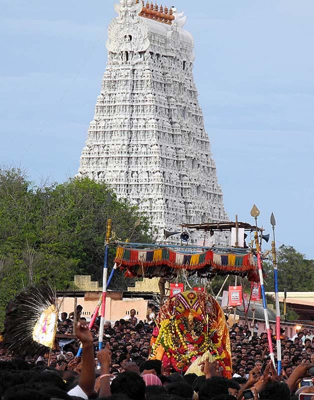 01 Skanda Sashti at Tiruchendur